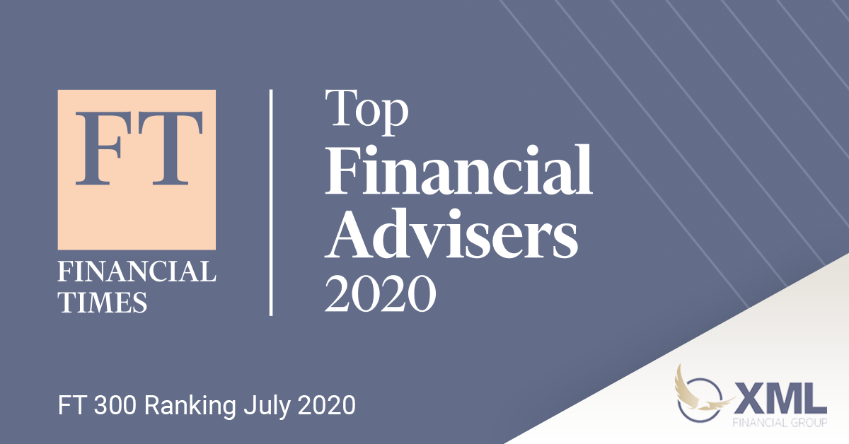 XML Financial Group Named To 2020 Financial Times 300 Top Registered Investment Advisers