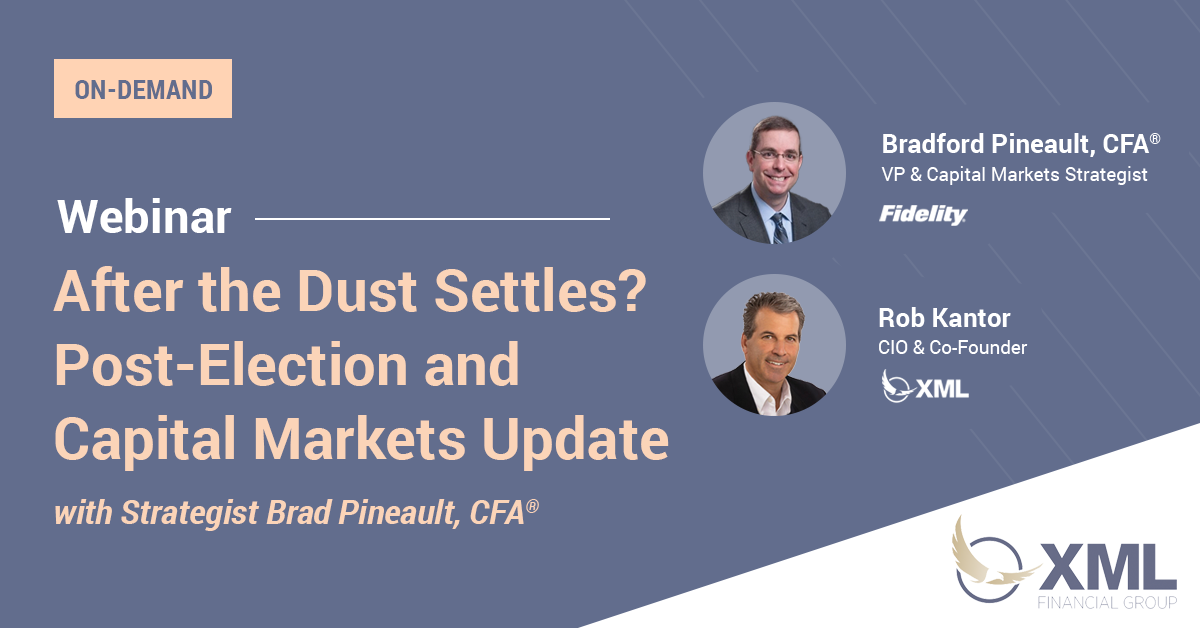 Webinar Recording | After the Dust Settles: Post-Election & Capital Markets Update