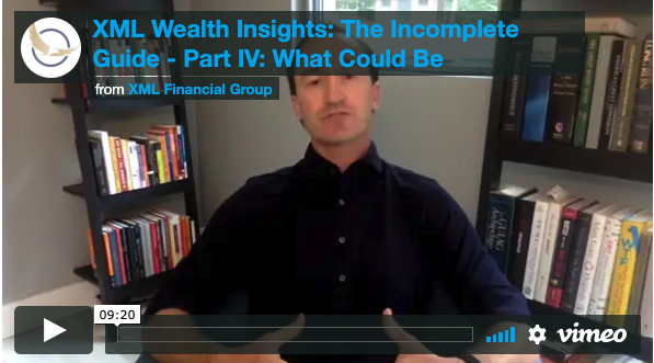 XML Wealth Insights: The Incomplete Guide, Part IV: What Could Be