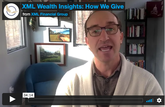 XML Wealth Insights: How We Give