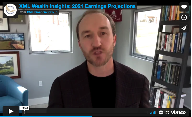XML Wealth Insights: 2021 Earnings Projections