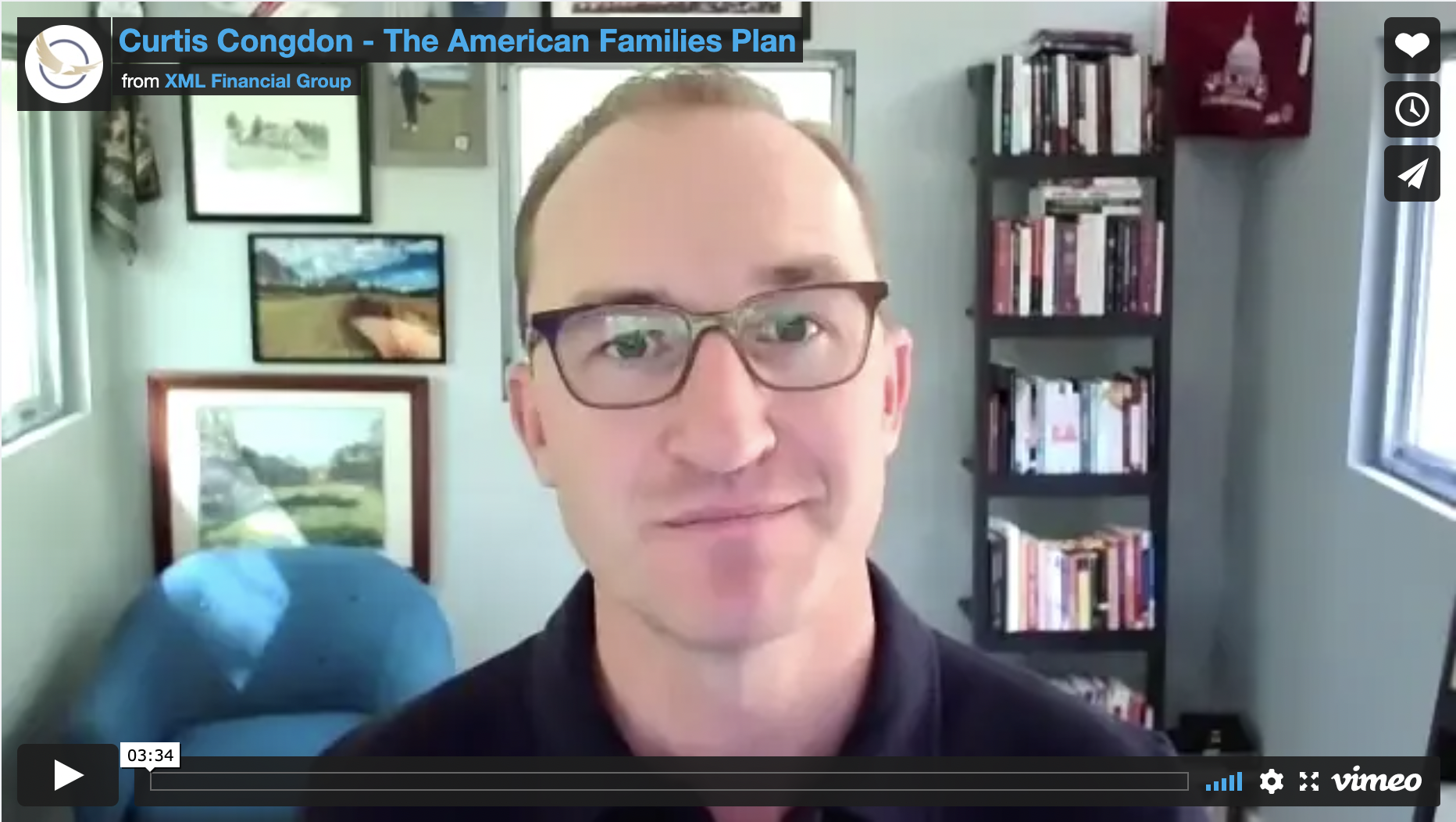 XML Wealth Insights: The American Families Plan