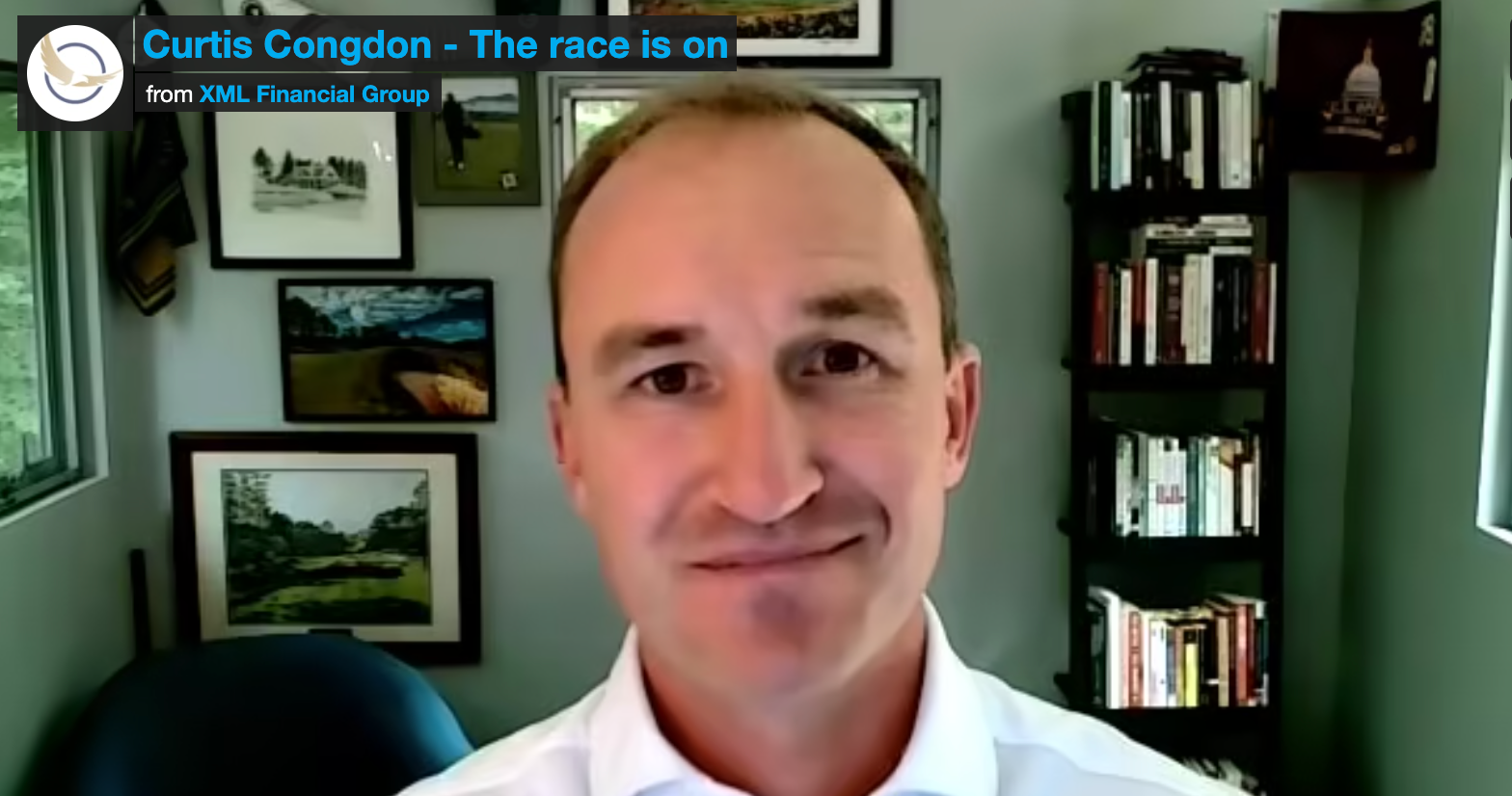 XML Wealth Insights: The race is on