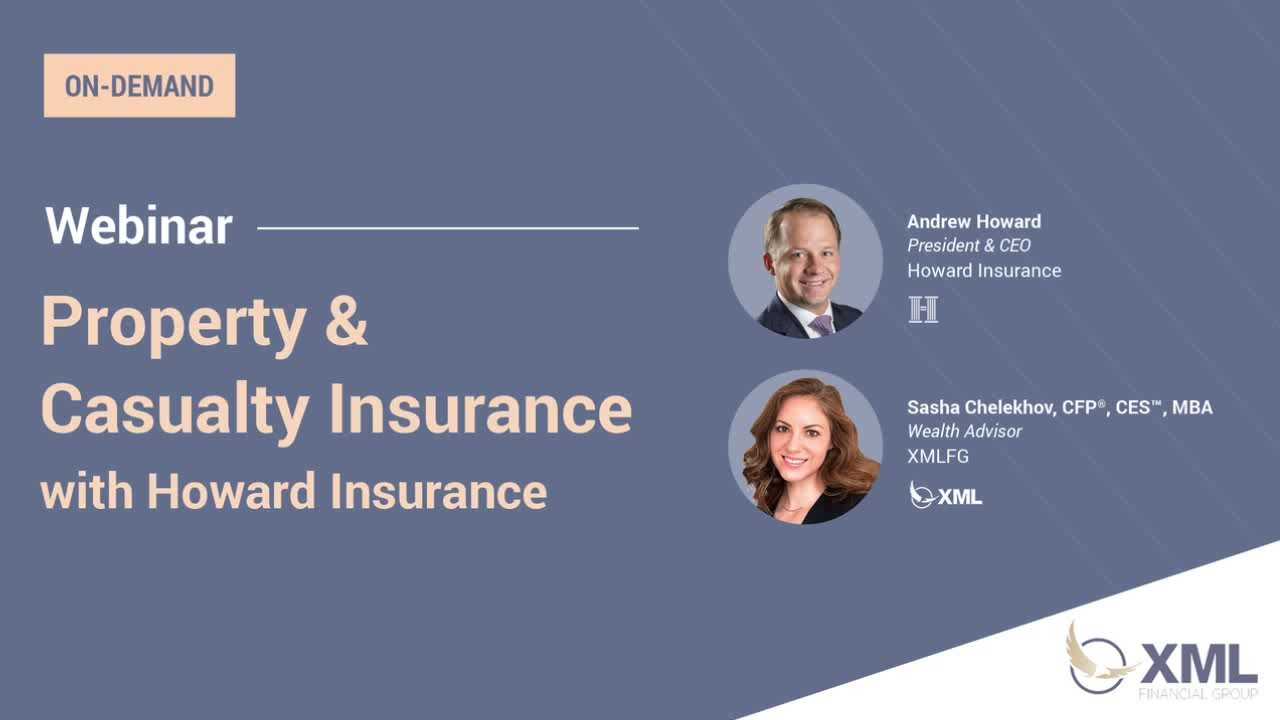 Webinar Recording | Property & Casualty Insurance with Howard Insurance